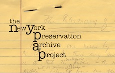 New York Preservation Archive Project